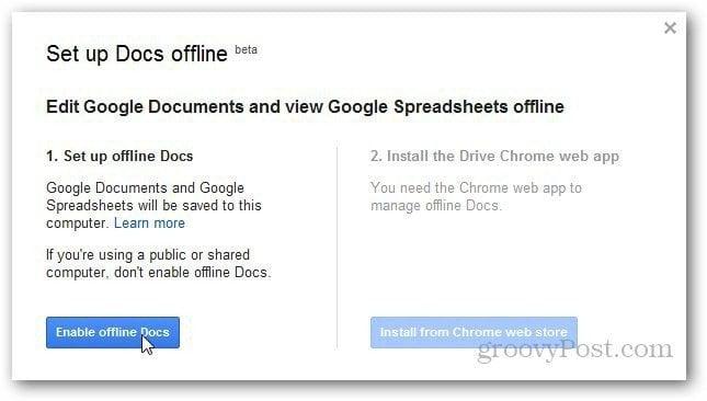 messenger how to set uo google chrome