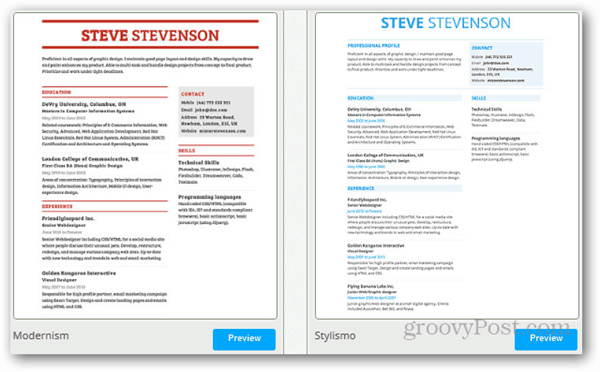 Resumonk Allows Users To Conveniently Create Professional Resumes ...