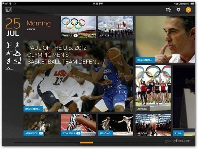 Reuters iPad App