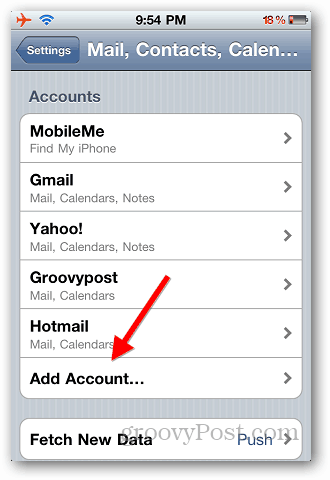 Hotmail Not Syncing With Blackberry