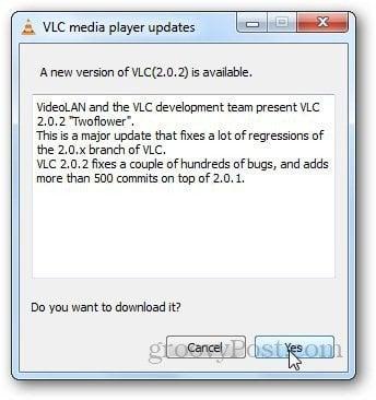 VLC Convert Videos 2