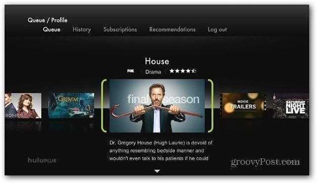 Hulu Plus Login Roku