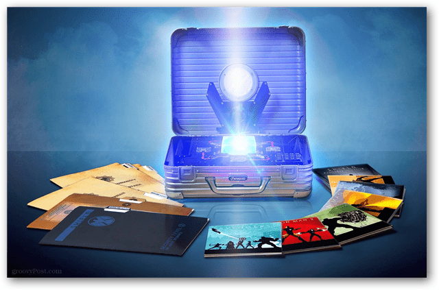 Marvel Avengers 10-disc Blu-ray Collector Box Hits Amazon