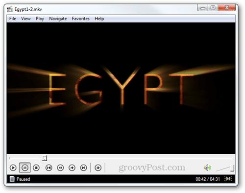 final result ripped video mpc media player classic mkv viewing handbrake dvd rip success quality