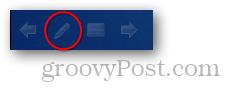 2010 powerpoint menu lower left presentation slideshow