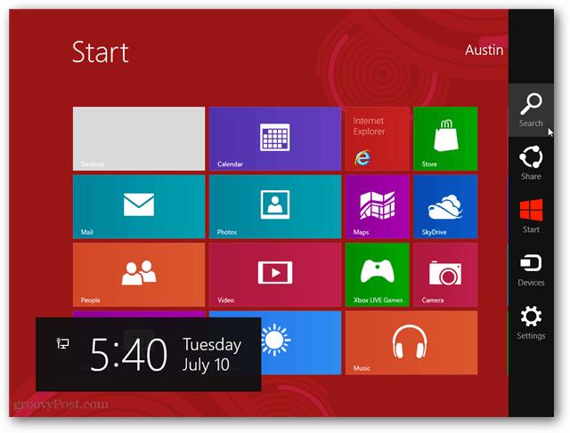windows 8 charms menu