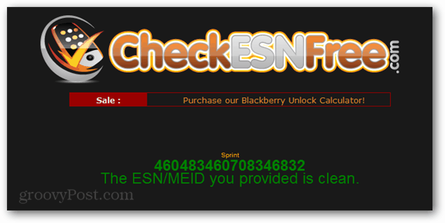 How to Instantly Check if Your Phone's ESN is Clean