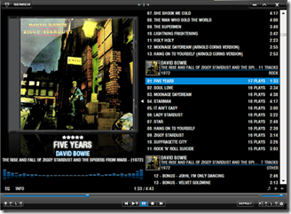 foobar2000 skin theme customize