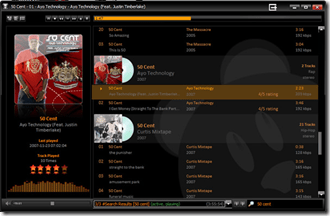 foobar2000 theme skin customize view album art