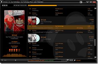 foobar2000 theme skin customize view album art