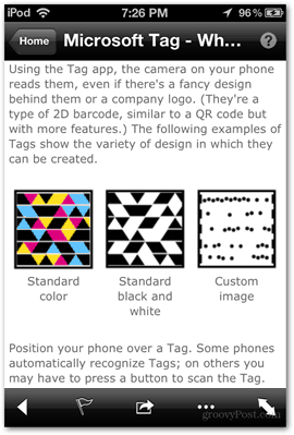 ipod microsoft official application apps ios tag tags color b&w black white cutom image variety