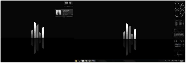 windows 7 extended desktop