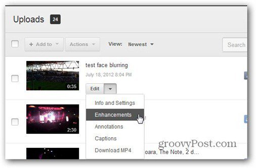 youtube blur faces enhancements