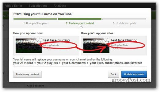 Google Wants Your Full Name on YouTube: How to Do It