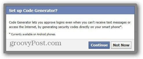 Code Generator