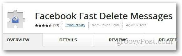 Delete Multiple Fb Messages 1