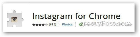 Instagram is one of the most popular photo sharing applications for iPhone Browse Instagram Photos from Google Chrome
