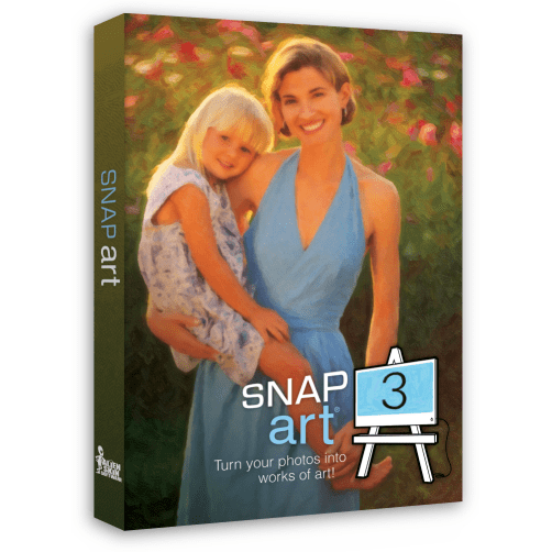 Snap Art 3 is a Photoshop Filter Plugin that Transforms