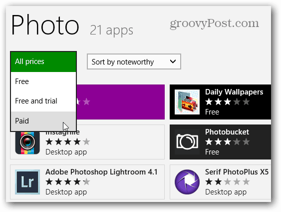 is the Windows Store that lets you download apps How To Purchase an App from Windows 8 Store