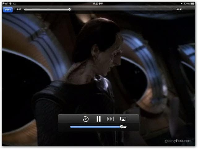 Star Trek DS9 iPad