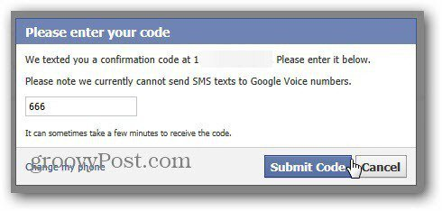 enable two factor authentication to Gmail How To Enable Facebook Two Factor Authentication