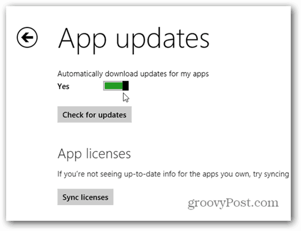lets you install and purchase apps from the Windows Store How To Update Windows 8 Apps