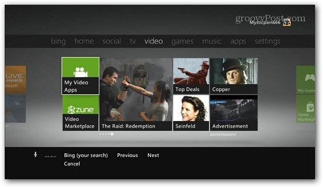 Xbox Voice