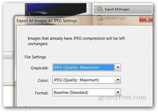 Adobe Acrobat Pro: How To Extract Images From A Document