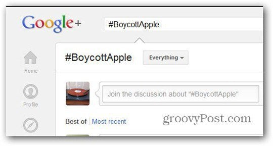 boycott apple