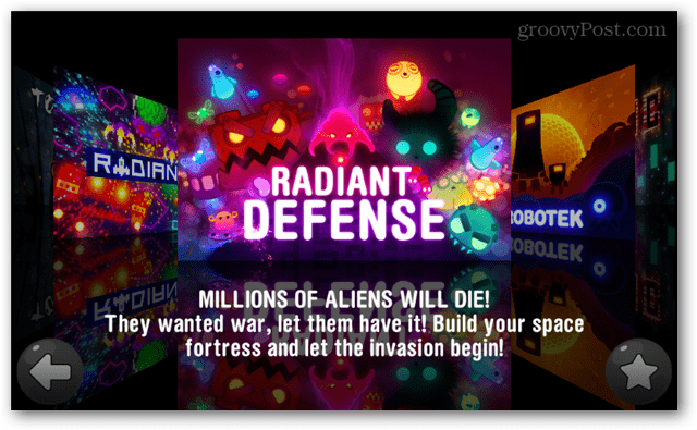 Radiant Defense for Android Review