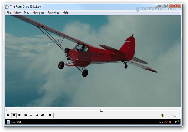 media player classic video playing hd