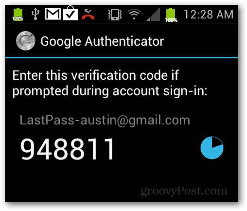 refreshing automated code