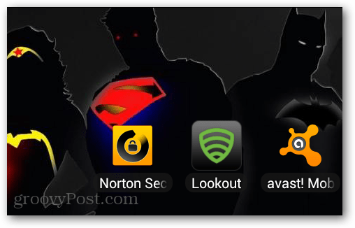 Which of the 3 most popular Android security apps is the best?
