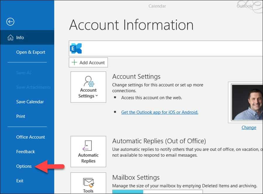 microsoft-outlook-options