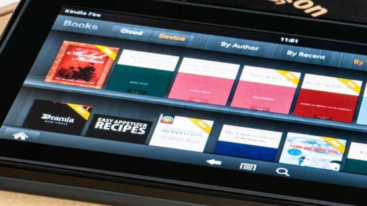 How To Copy & Paste Text on a Kindle Fire