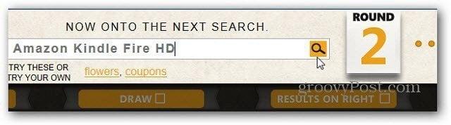 Continue Searches