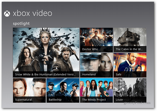 Xbox Video Spotlight