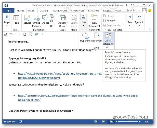 document Open in Word to Edit