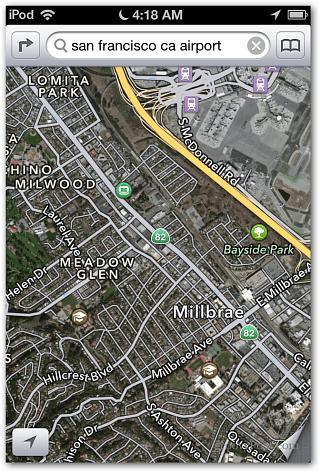 iOS 6 Street View