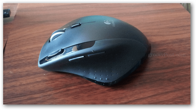 How to Fix a Sticky Scroll Wheel on a Logitech Mouse
