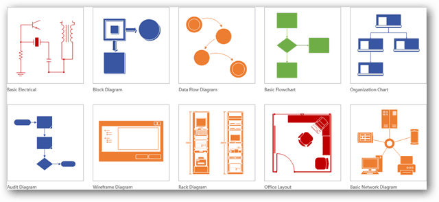 Visio Templates Office 2013