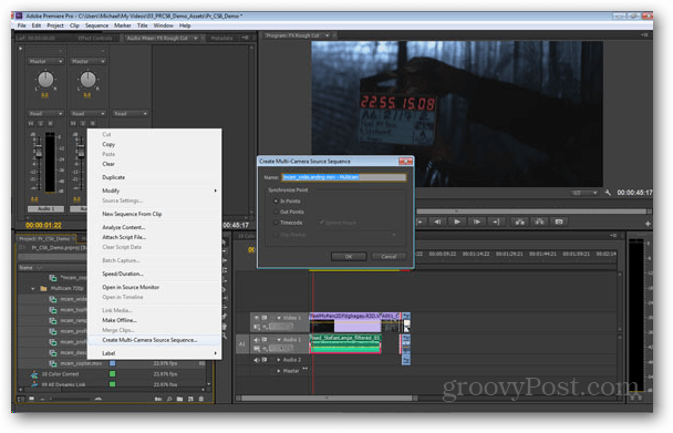 how to finish project in adobe premiere
