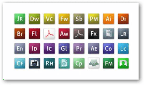 What Do All Of The Adobe Programs Do Groovypost