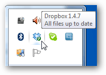 dropbox version