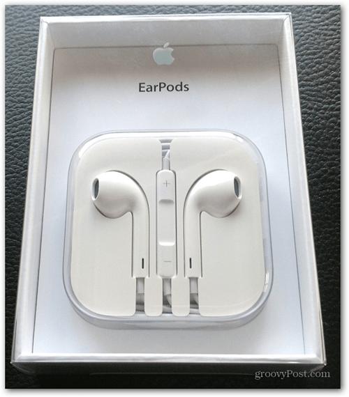 EarPods Box