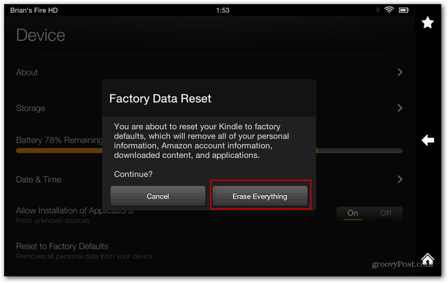 how to set my laptop back to factory settings