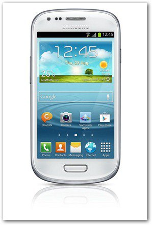Samsung has launched a new member of the Galaxy S family Samsung Releases Galaxy S III Mini