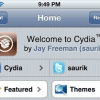 Jailbreak iPhone Cydia