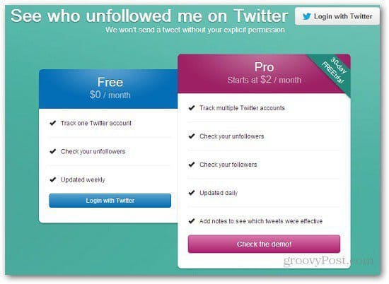 Three Apps That Track Lost Twitter Followers