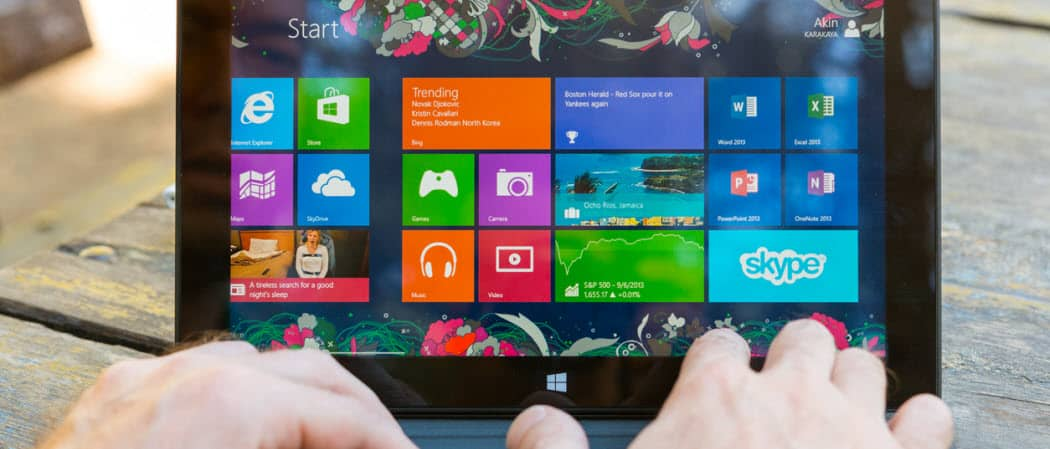 How to Fix a Windows 8 1 Touchscreen That's Unresponsive